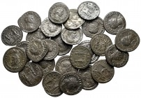 Lot of ca. 27 roman imperial antoniani / SOLD AS SEEN, NO RETURN!very fine