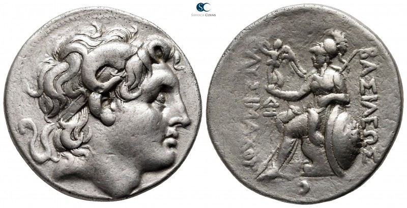 Kings of Thrace. Lampsakos. Macedonian. Lysimachos 305-281 BC. 
