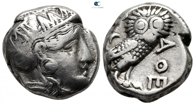 Attica. Athens circa 353-294 BC. 