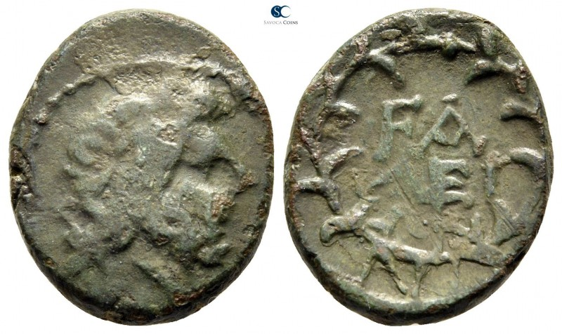 Elis. Olympia circa 150-120 BC. 