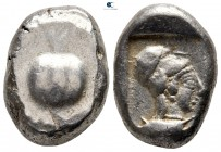 Pamphylia. Side  circa 460-430 BC. Stater AR