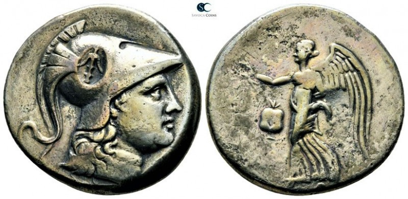 Pamphylia. Side circa 205-100 BC. 