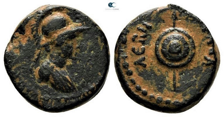 Seleucis and Pieria. Gabala circa 100-27 BC. 