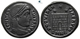 Constantinus I the Great AD 306-337. Struck AD 324/5. Nicomedia. 5th officina. Follis Æ