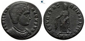 Helena, mother of Constantine I AD 328-329. Heraclea. 5th officina. Follis Æ