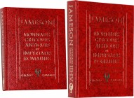 MIXED LOTS. Collection R. Jameson, Monnaies Grecques Antiques et Imperiales Romaines, 4 volume set.